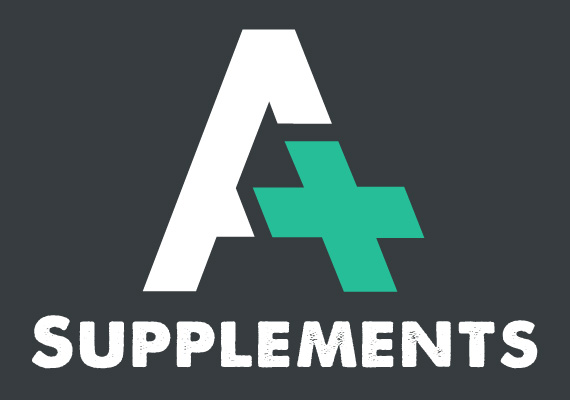 E-commerce website design for A Plus Supplements