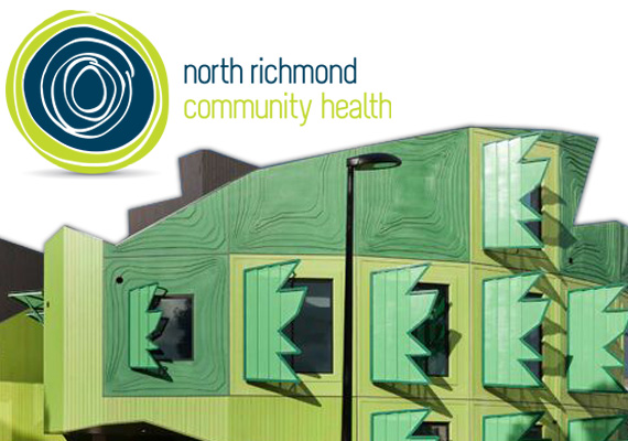 Annual report design for North Richmond Community Health